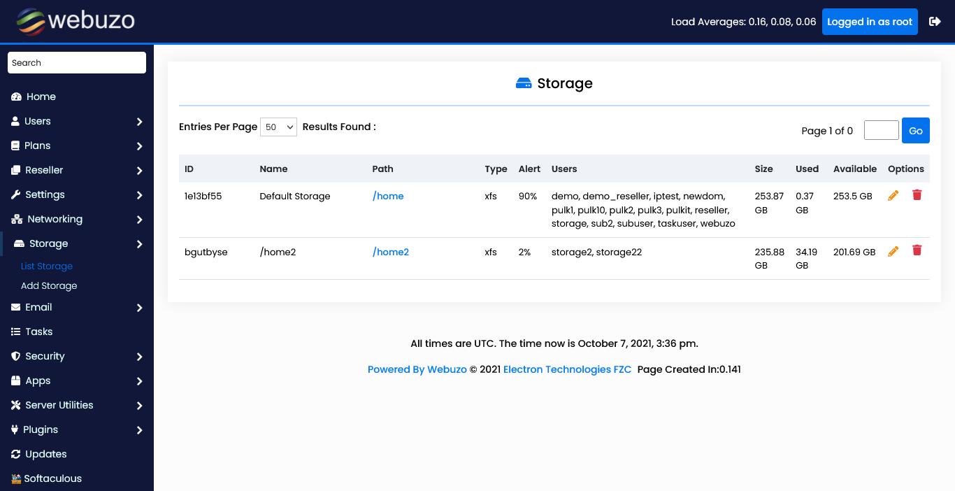 Storage-Management